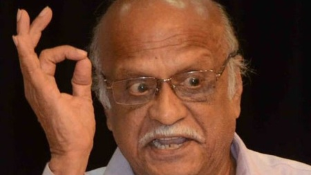 M M Kalburgi, rationalist writer