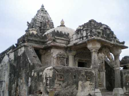 Jain temple that was demolished Feb.2016