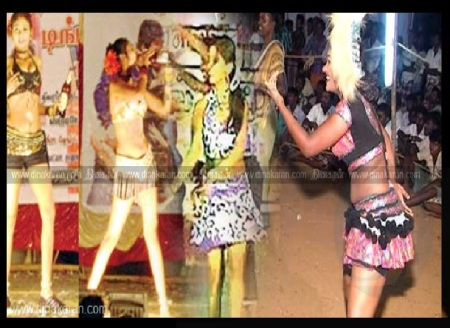 obscene-and-vulgar-dances-at-temples-madurai-dinakaran
