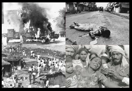 1984, anti-sikh riot, killings