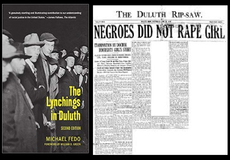 Duluth lynching- 1920, interpreting in India