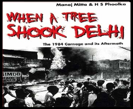 When a tree shook delhi 31-10-1984
